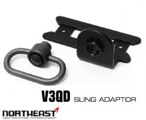 Northeast V3QD Sling Adaptor for GHK AK Series